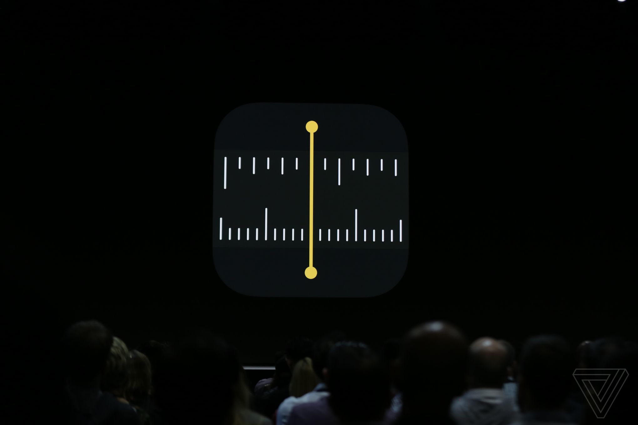 iOS 12 aplicatie masurare
