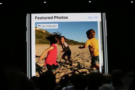 iOS 12 poze functii 2