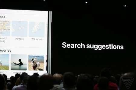iOS 12 poze functii