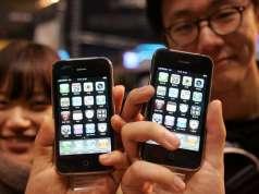 iPhone 3GS REVENI Vanzare Luna