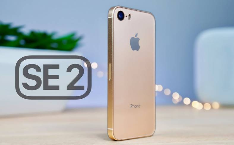 iPhone SE 2 Imagine Confirma Design