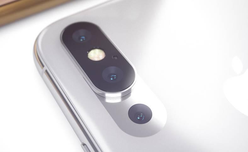 iPhone X Plus Camera SPECTACULOASA 2018