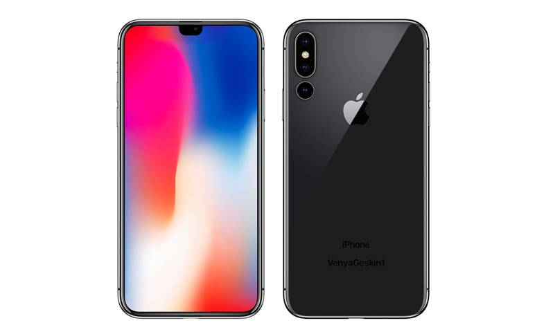 iPhone X Plus Schitele CONFIRMA Design