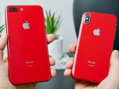 iPhone X Rosu faci SINGUR Acasa