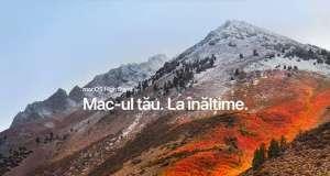 macOS 10.14 Noutatile Imagini Lansarea