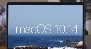 macOS 10.14 TREI NOUTATI Dezvaluite Apple