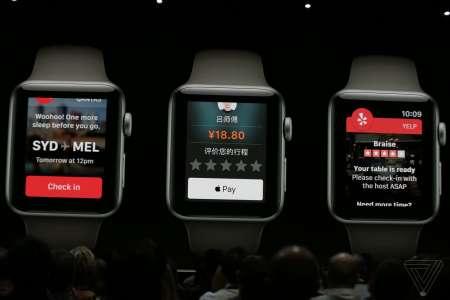 watchOS 5 notificari interactive