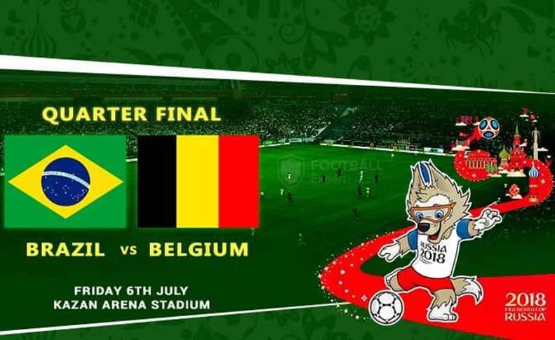 Brazilia - Belgia Campionatul Mondial TVR 1 LIVE 350297