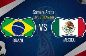 Brazilia - Mexic Campionatul Mondial LIVE TVR 1