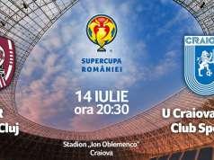 CFR Cluj - Craiova Supercupa Romaniei PRO TV LIVE 351009