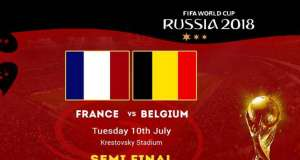 Franta - Belgia Campionatul Mondial LIVE TVR 1