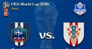 Franta - Croatia Finala Campionatul Mondial TVR 1 LIVE 351035