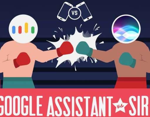 Google Assistant UMILESTE Siri Alexa