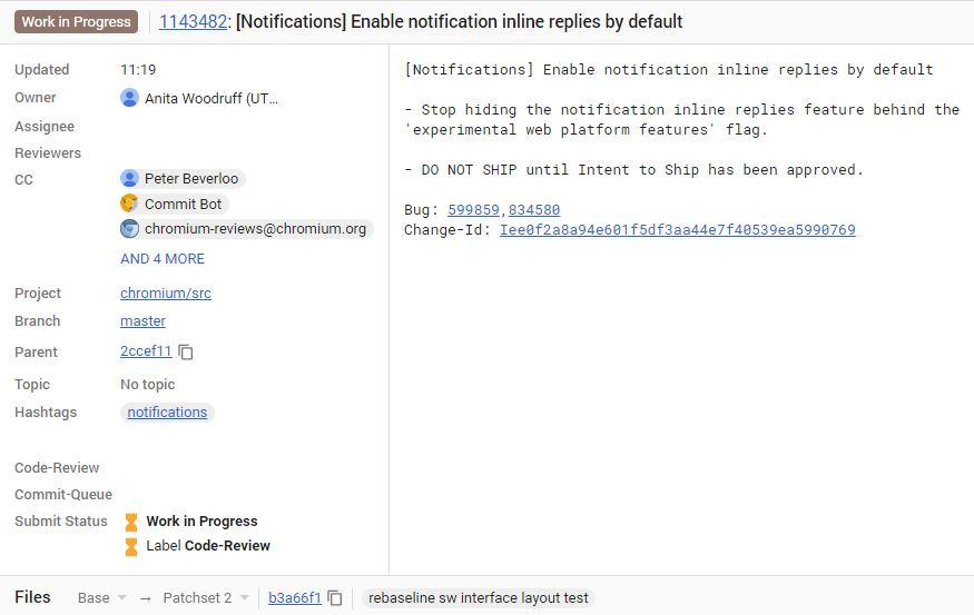 Google Chrome TARE Functie acum 1