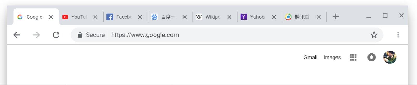 Google Chrome Testa ACUM NOUL Design 350731 1