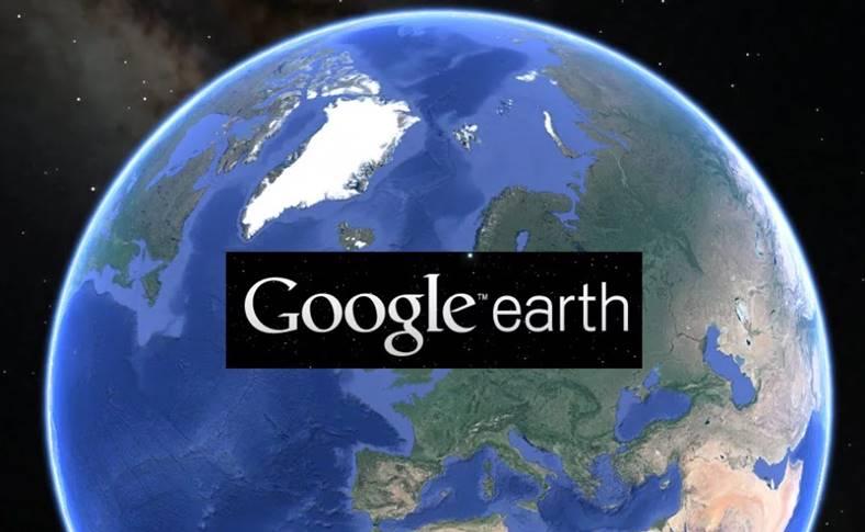 Google Earth Functia GROZAVA Lansata Telefoane