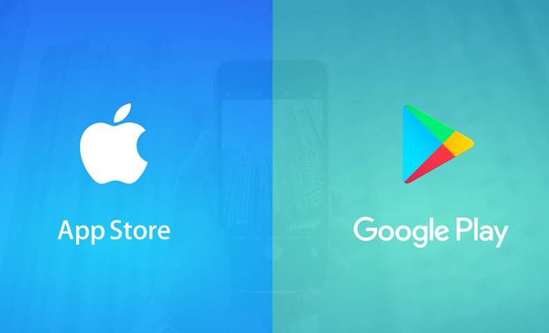 Google Play Interfata NOUA Inspirata App Store