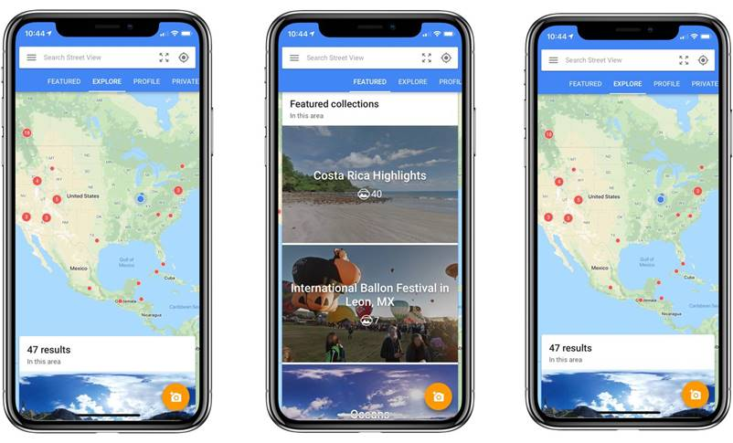 Google Street View Update Schimbare Importanta