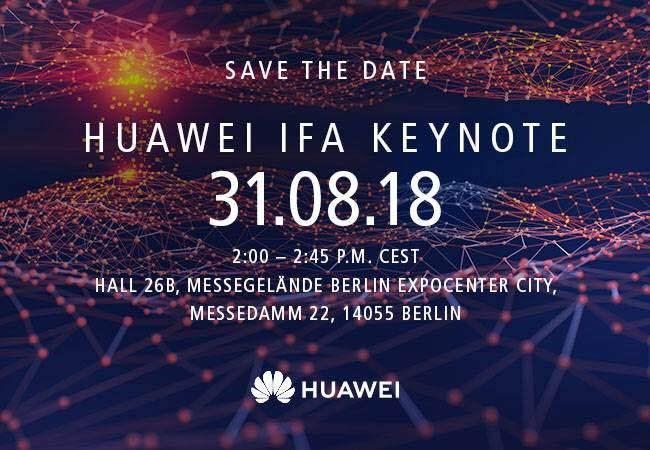Huawei Conferinta IMPORTANTA Anuntata 1