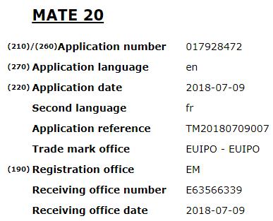 Huawei MATE 20 CONFIRMAT OFICIAL Chinezi 350608 1