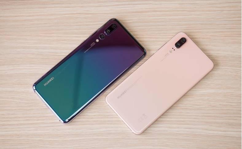 Huawei VICTORIA URIASA Apple Samsung