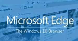 Microsoft Edge Functia neasteptata iPhone X