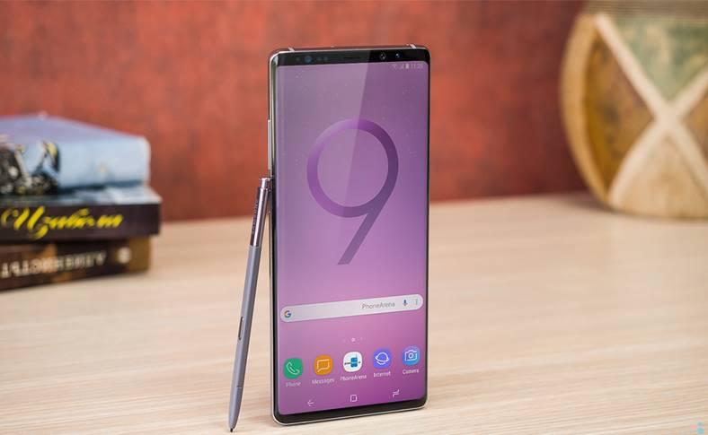 Samsung GALAXY NOTE 9 PRIMA Imagine Presa 350627
