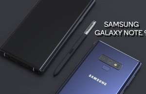 Samsung GALAXY Note 9 Design FINAL RIVAL iPhone X Plus
