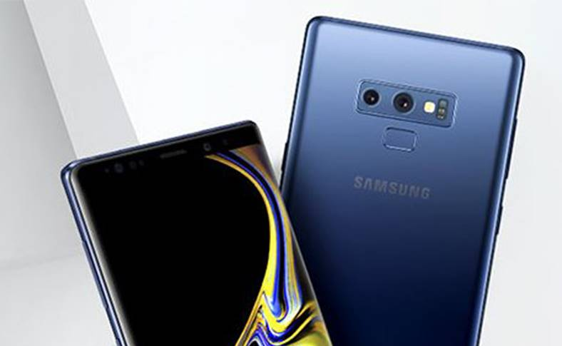 Samsung GALAXY Note 9 Hands-On VIDEO REAL