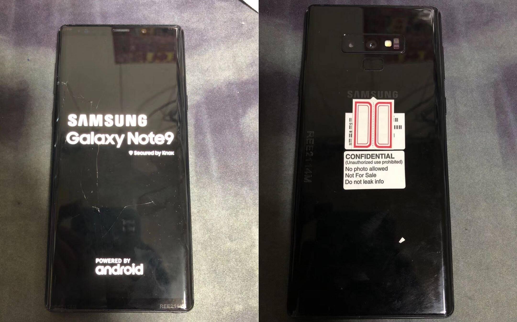 Samsung GALAXY Note 9 Imagini UNITATE REALA Camera CIUDATA 351230 1