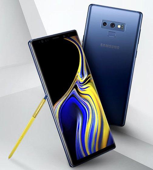 Samsung GALAXY Note 9 Imagini UNITATE REALA Camera CIUDATA 351230 2