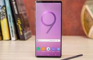 Samsung GALAXY Note 9 PRETUL European SURPRIZE