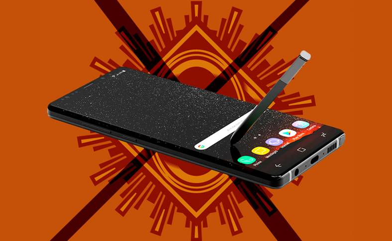 Samsung GALAXY Note 9 Schimbarea URIASA LUPTA iPhone
