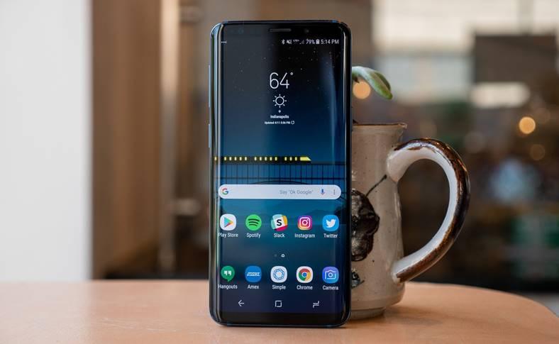 Samsung GALAXY S9 Devenit PROBLEMA Samsung 350083