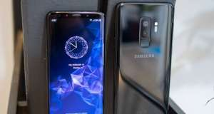 Samsung GALAXY S9 ESECUL CLAR iPhone X
