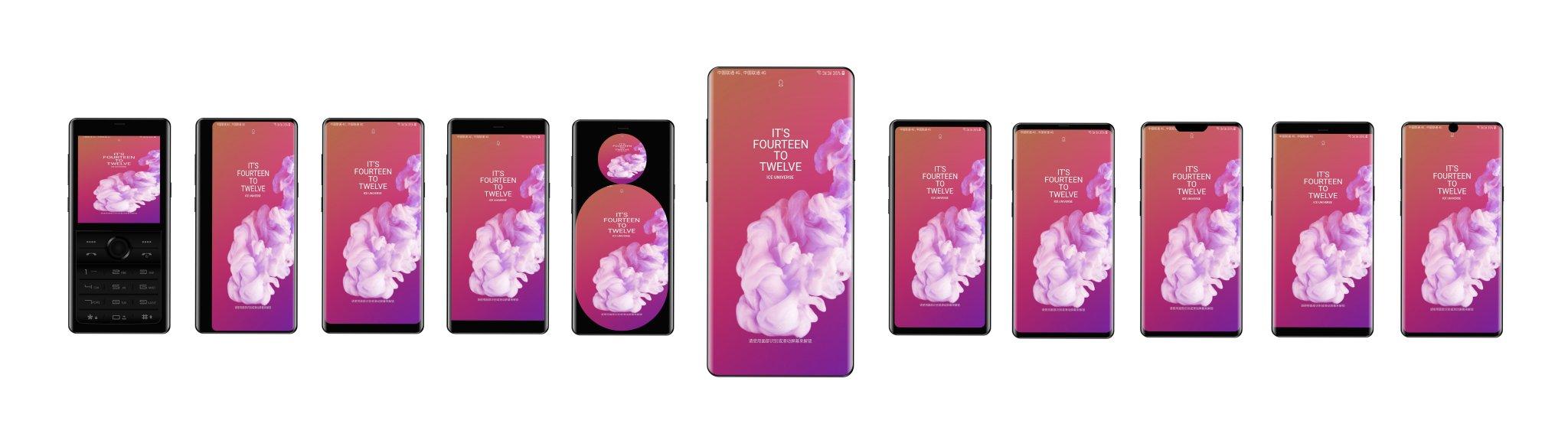 Smartphone Evolutia UIMITOARE Ecrane ani 349939 1