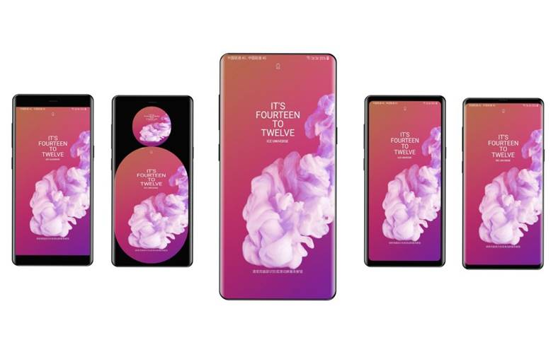 Smartphone Evolutia UIMITOARE Ecrane ani 349939