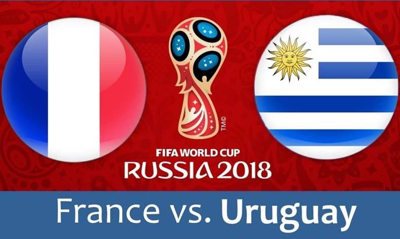 Uruguay - Franta Campionatul Mondial LIVE TVR 1