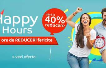 eMAG ULTIMELE ORE Reduceri EXCLUSIVE Happy Hours