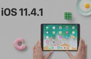 iOS 11.4.1 beta 5 349932