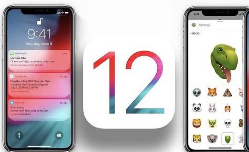 iOS 12 beta 5 IOS 11.4.1 Performance Comparison