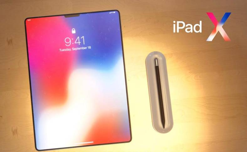 iPad Pro 2018 Schimbari RADICALE Apple
