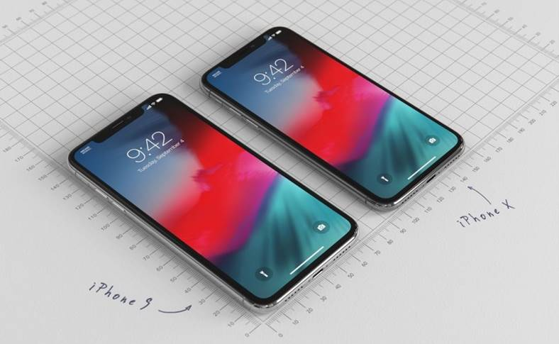 iPhone 9 iPhone X Plus Machetele Comparate iPhone X 350827