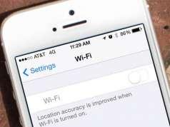 iPhone Alege Automat iOS Reteaua Wi-Fi Conecteaza