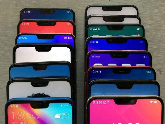 iPhone X Numeroasele CLONE Android Piata 1