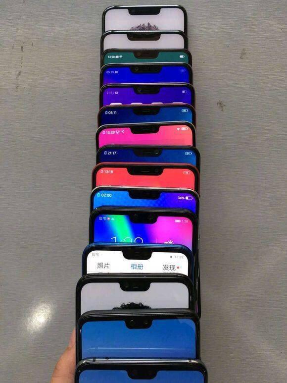 iPhone X Numeroasele CLONE Android Piata 2