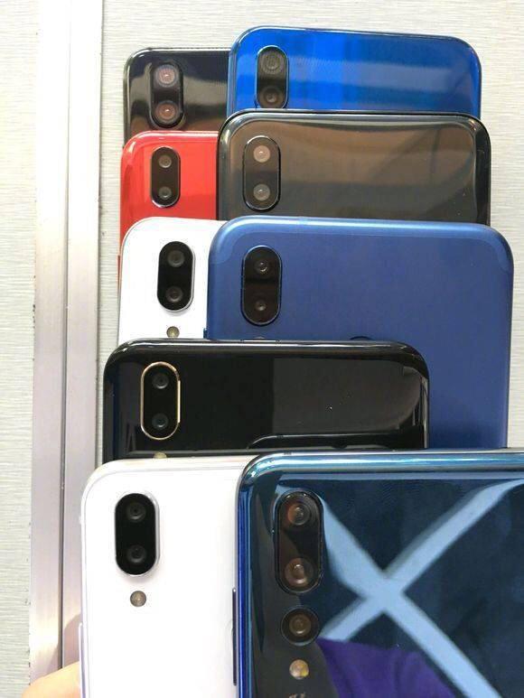 iPhone X Numeroasele CLONE Android Piata 3
