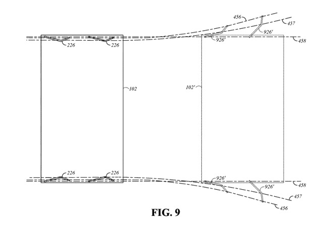 Apple Dezvolta Scaune Plafoane Masini 1