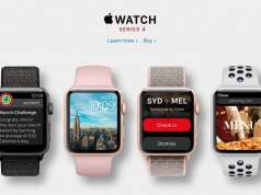 Apple Watch 4 Modele CONFIRMATE