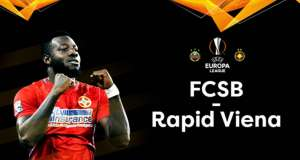 FCSB - RAPID VIENA LIVE PRO TV EUROPA LEAGUE